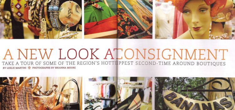 A New Look at Consignment – Northshore Magazine