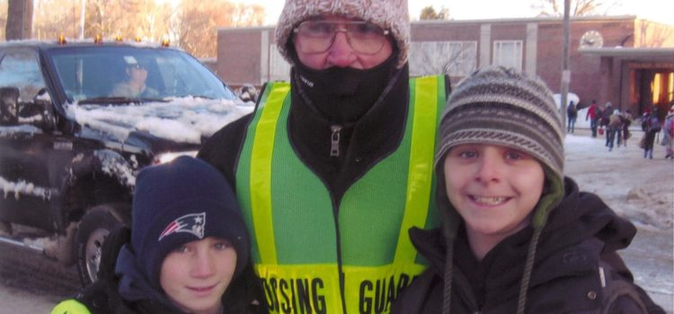 EVERYDAY MARVILLS: 'The best crossing guard in the world' – Marblehead Reporter
